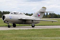 Mikoyan-Gurevich MiG-15UTI 2514 / OK-UTI