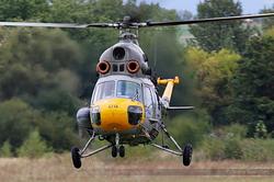 Mil Mi-2 Czech Republic Air Force 0718
