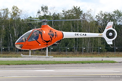 Guimbal Hélicoptères Cabri G2 OK-CAB