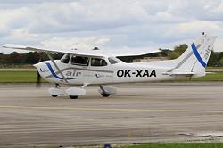 Cessna 172 Skyhawk OK-XAA