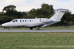 Cessna 525A CitationJet CJ2+ 7T-VNF