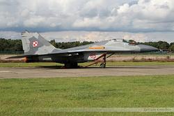Mikoyan-Gurevich MiG-29A Poland Air Force 65