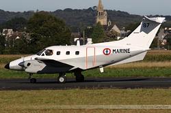 Embraer EMB-121AN Xingu Marine Nationale 87