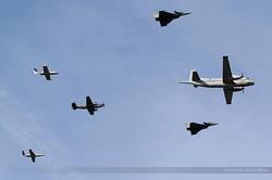 Formation Atlantique 2, Rafale, Paris, Zephyr & Alizé