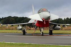 Eurofighter EF-2000 Typhoon T3 Royal Air Force ZJ810