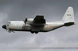 Lockheed C-130H Hercules Belgium Air Force CH-10
