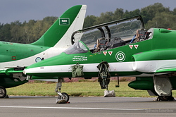 British Aerospace Hawk Mk.65A Royal Saudi Air Force 8817