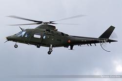 Agusta A-109BA Belgium Air Force H46
