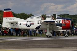 North American T-28B Trojan N1328B