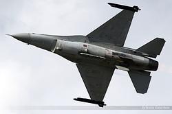 General Dynamics F-16AM Fighting Falcon Belgium Air Force FA-136
