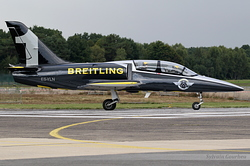 Aero L-39C Albatros Breitling ES-YLN