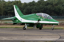 British Aerospace Hawk Mk.65A Royal Saudi Air Force 8820