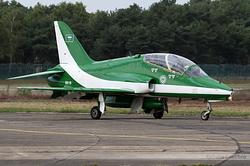 British Aerospace Hawk Mk.65A Royal Saudi Air Force 8819