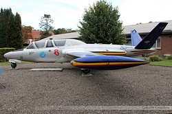 Fouga CM-170R Magister Belgium Air Force MT-14