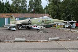 Lockheed F-104G Starfighter Belgium Air Force FX-61