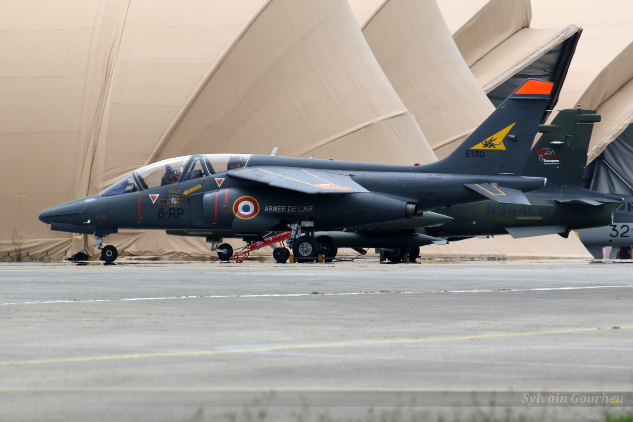 Dassault Alpha Jet E Armée de l'Air E130 / 8-RP