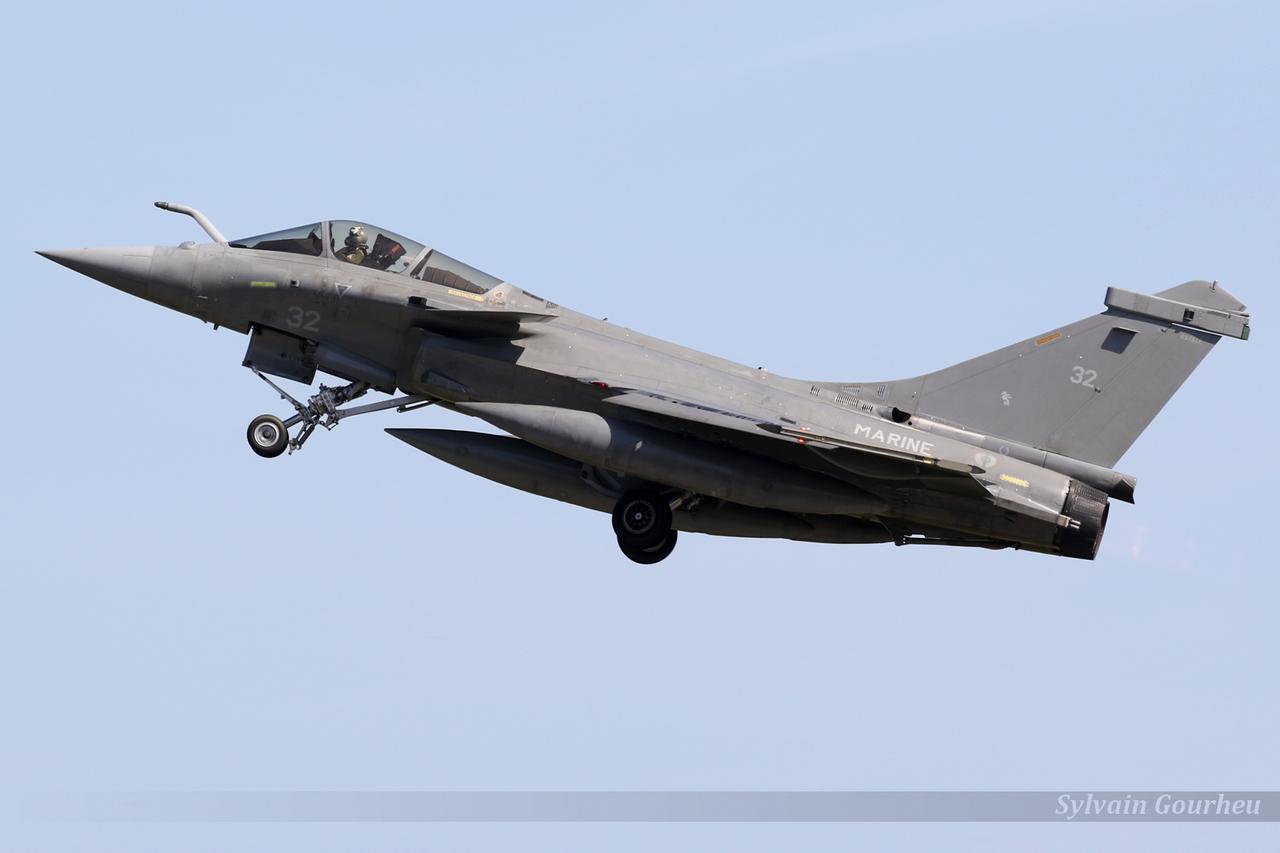 Dassault Rafale M Marine Nationale 32