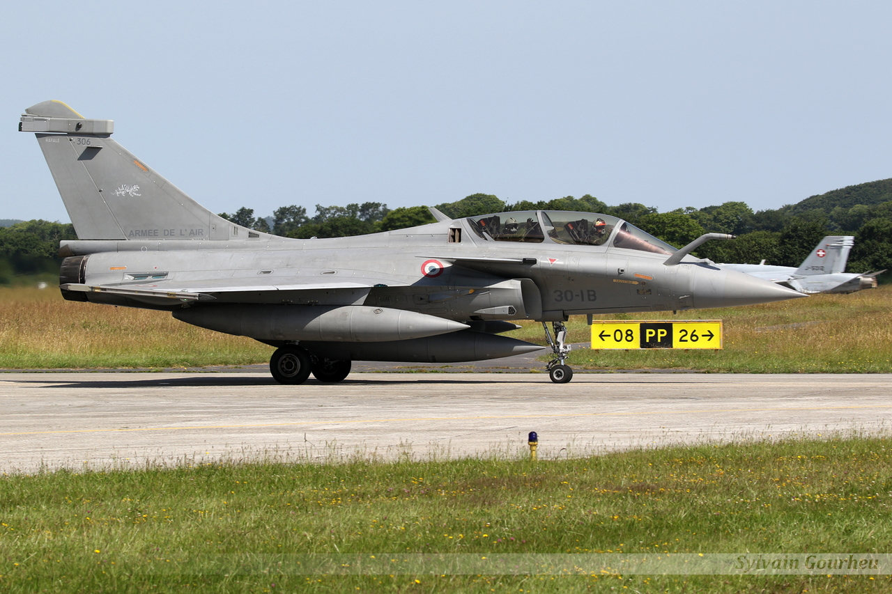 Dassault Rafale B Armée de l'Air 306 / 30-IB