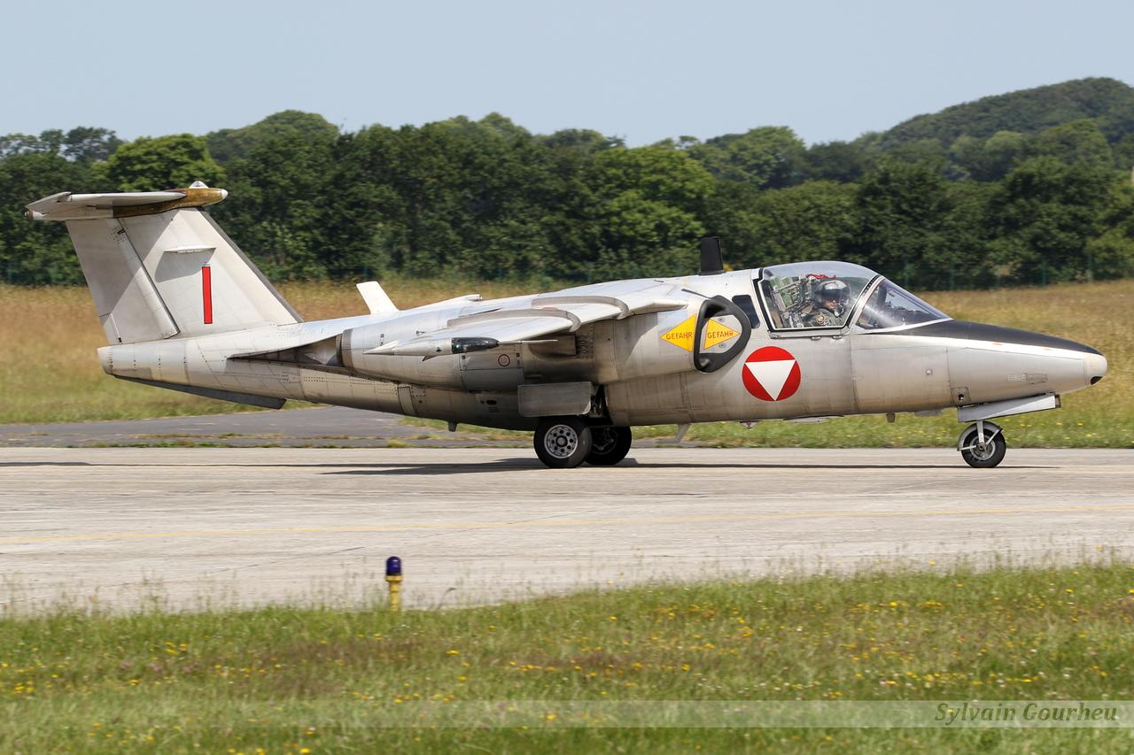 Saab 105OE Austria Air Force 1129 / I