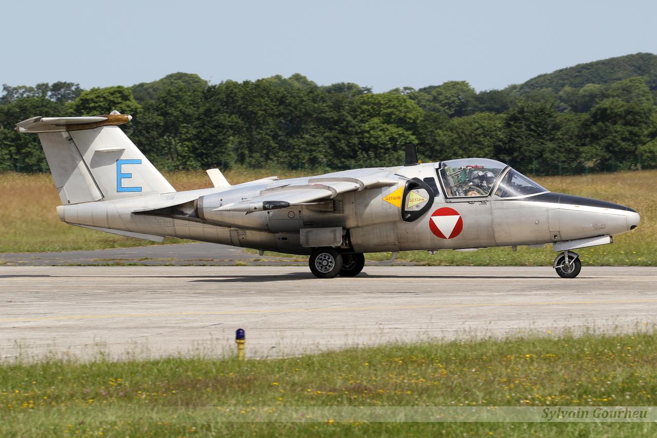 Saab 105OE Austria Air Force 1135 / E