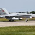 McDonnell Douglas F/A-18C Hornet Switzerland Air Force J-5014