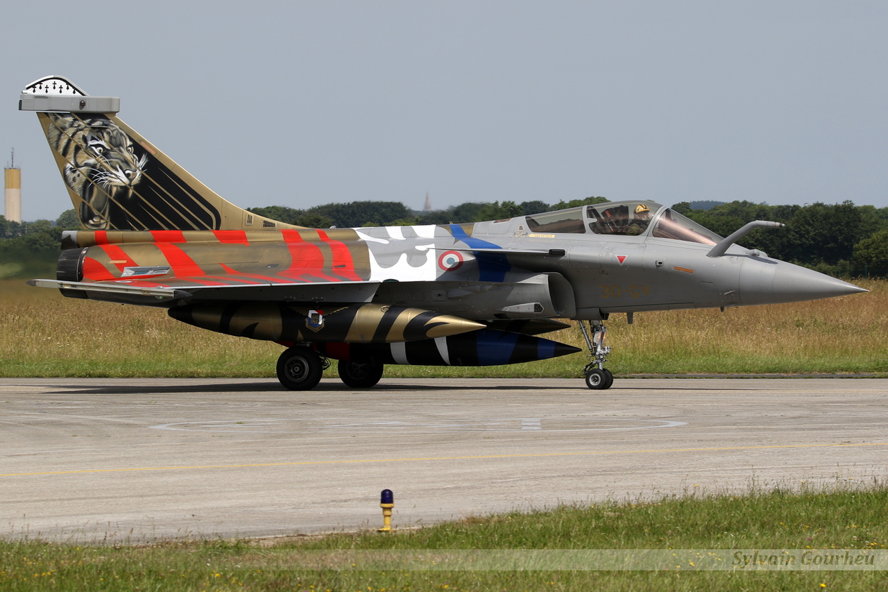 Dassault Rafale C Armée de l'Air 143 / 30-GV