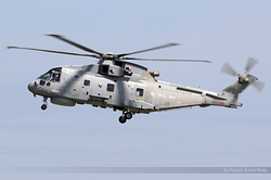 Agusta Westland EH-101 Merlin HM2 Royal Navy ZH850