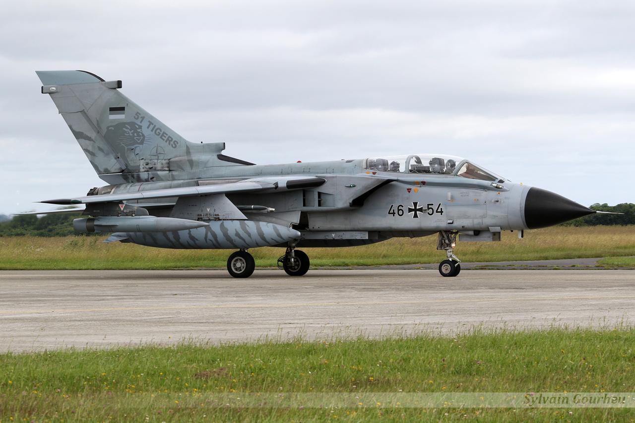 Panavia Tornado ECR Germany Air Force 46+54