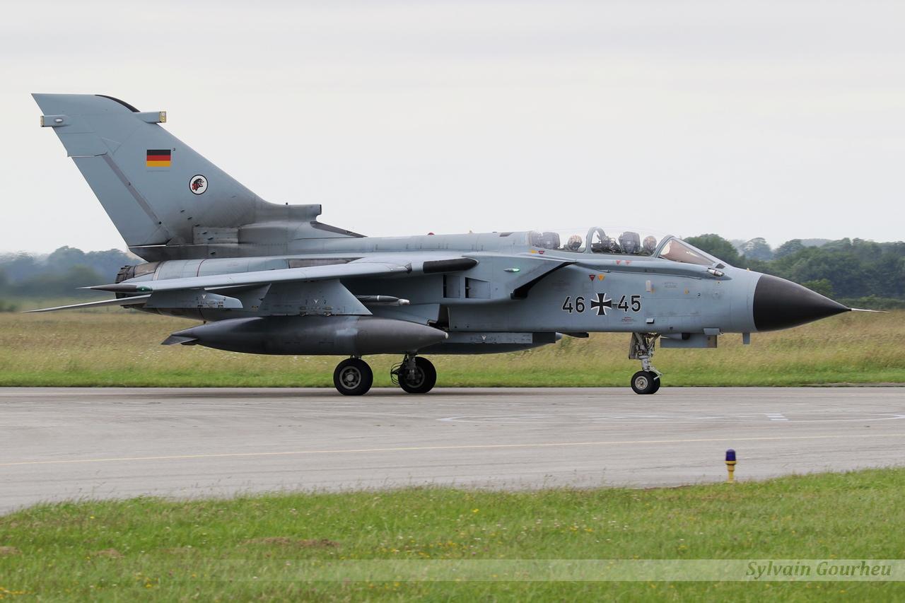 Panavia Tornado ECR Germany Air Force 46+45