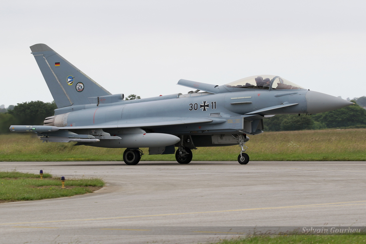 Eurofighter EF-2000 Typhoon Germany Air Force 30+11