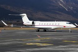 Gulfstream G650 M-INSK