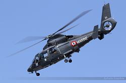 Aérospatiale SA-365N-1 Dauphin Marine nationale 91