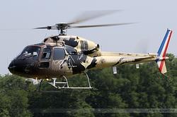 Aérospatiale AS-555AN Fennec Armée de l'Air 5511 / WC / F-RAWC