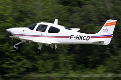 Cirrus SR 22 2186 / F-HKCD