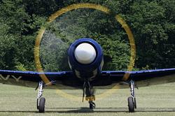 Hawker Sea Fury FB-11 F-AZXJ