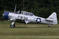 North American T-6G Texan F-AZTL