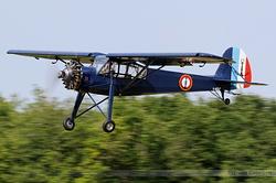 Morane-Saulnier MS-502 Criquet F-AZCP
