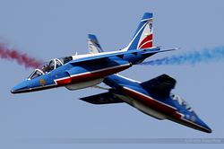 Dassault Alpha Jet E Armée de l'Air 45 / F-TETF / 9