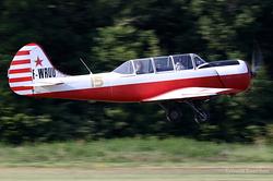 Yakovlev Yak-52 F-WRUU