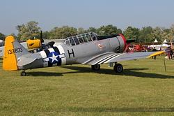North American AT-6C Harvard IIA F-AZQR