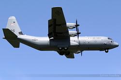 Lockheed C-130J-30 Hercules US Air Force 16-5840