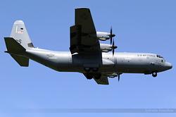 Lockheed C-130J-30 Hercules US Air Force 07-8608