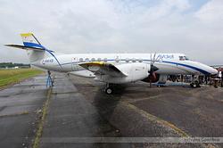 British Aerospace Jetstream 41 AVdef Aviation Defense Service F-HAVD