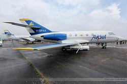 Dassault Falcon 20C AVdef Aviation Defense Service F-GPAA