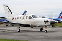 Socata TBM-700 Armée de l'Air 110 / XP / F-RAXP