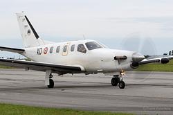 Socata TBM-700A Armée de l'Air 77 / XD / F-RAXD