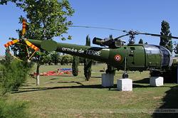 Sud-Aviation SA 316B Alouette III Armée de Terre 1354 / CSH