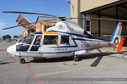 Eurocopter SA-365F1 Dauphin 2 Centre d'Essais en Vol (CEV) 6111 / F-ZAGC