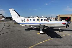 Socata TBM-700B Armée de Terre 139 / ABS / F-MABS