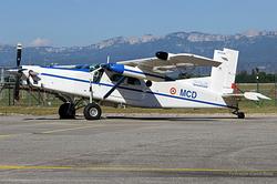 Pilatus PC-6/B2-H4 Armée de Terre 890 / MCD / F-MMCD